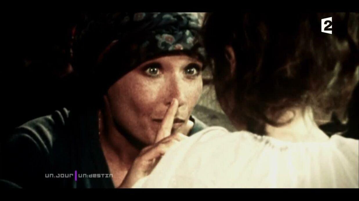 VIDEO L'archive trop mignonne de la chanteuse Elsa enfant avec sa tante Marlène Jobert
