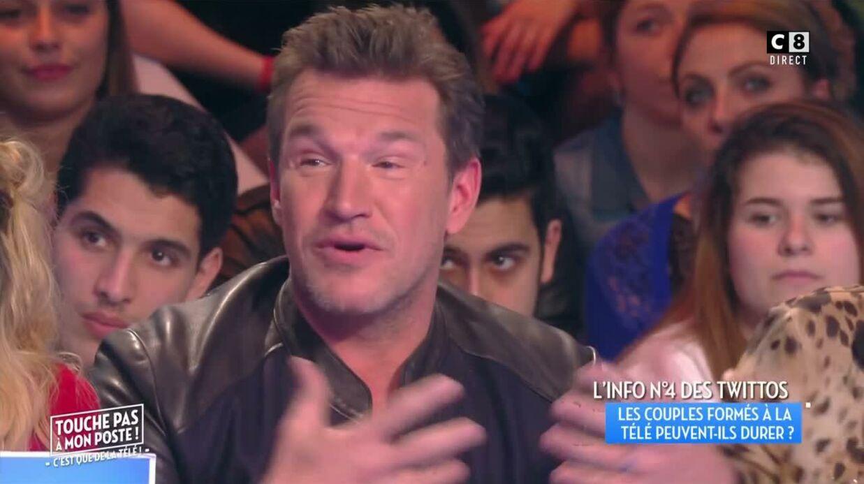 VIDEO Benjamin Castaldi évoque sa rencontre «coup de foudre» avec Flavie Flament