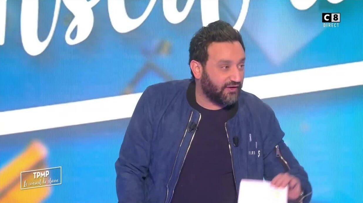 La sortie très vulgaire de Cyril Hanouna sur Matthieu Delormeau et Olivier Minne
