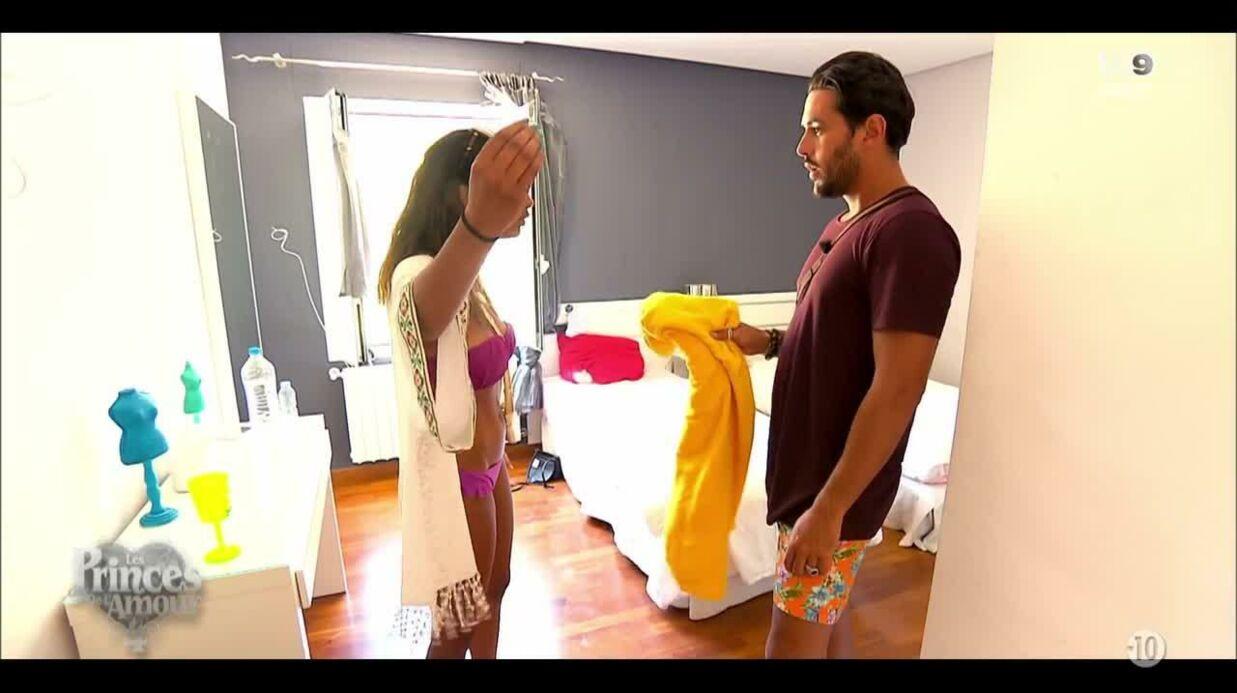 Les Princes de l'amour 4: Gabano reçoit deux gifles d'une prétendante très jalouse
