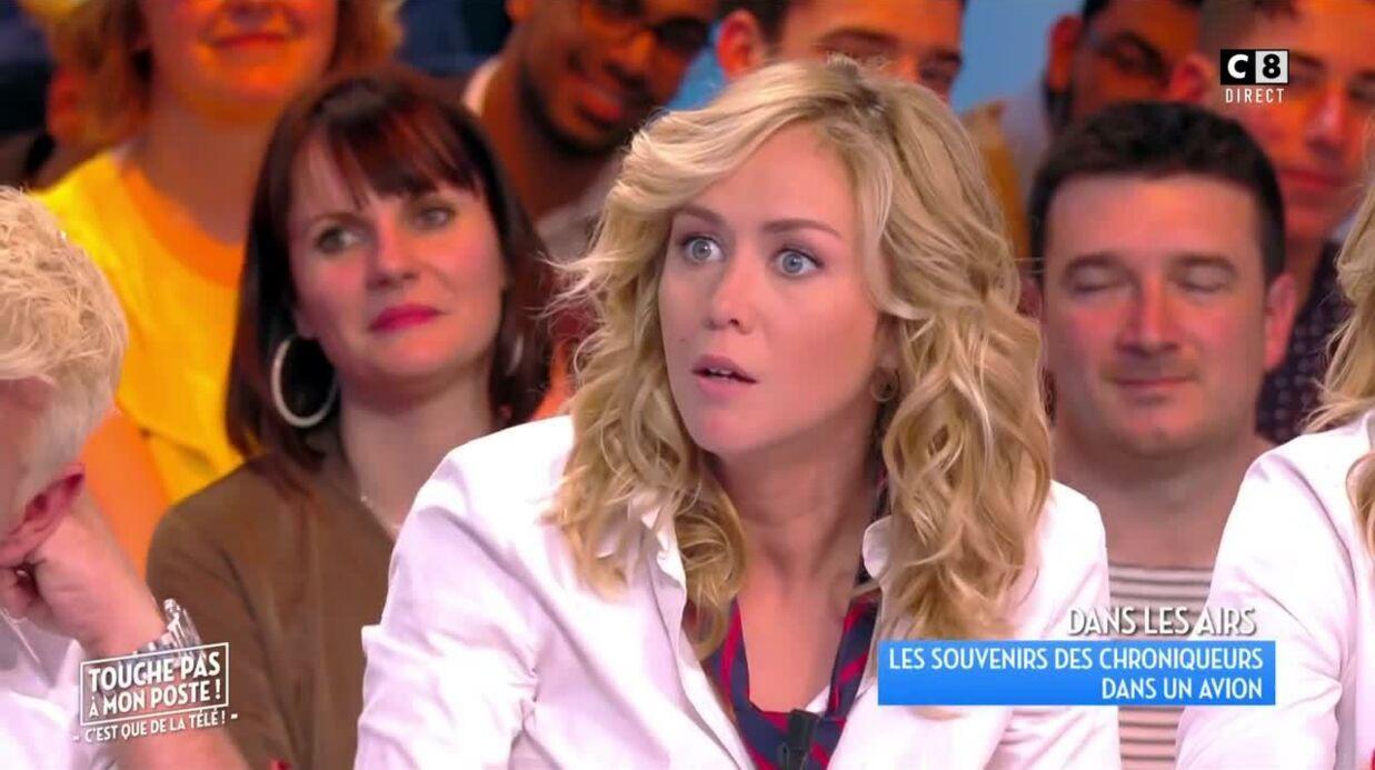 VIDEO Enora Malagré et Caroline Ithurbide parlent de leurs ébats sexuels en avion