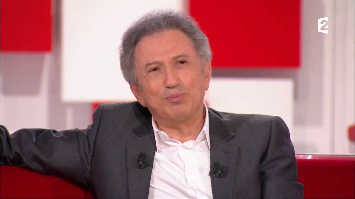 VIDEO L'hom­mage de Michel Drucker à Jean-Pierre Coffe un an après sa dispa­ri­tion