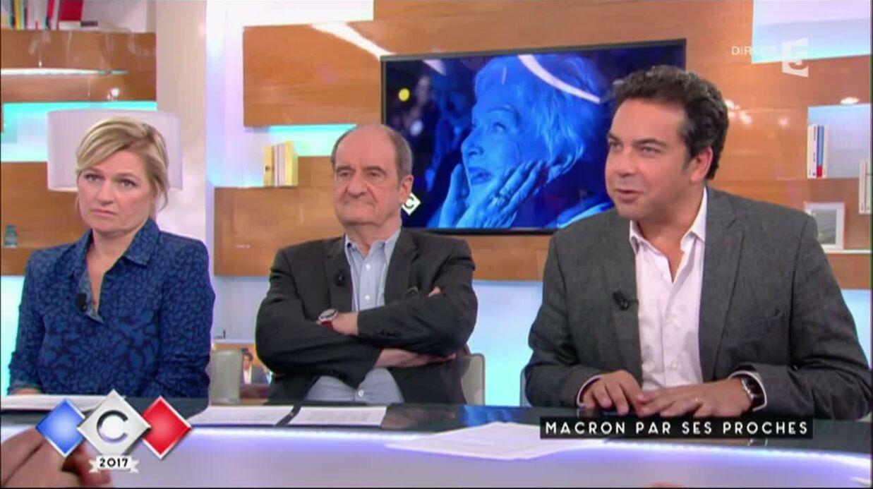 VIDEO Stéphane Bern parle de son ami Emmanuel Macron, qu'il «aime profondément»
