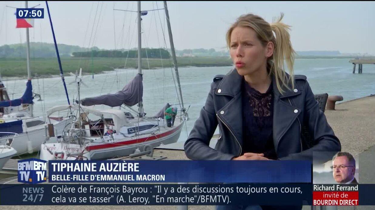 VIDEO Brigitte Macron: le coup de gueule de sa fille Tiphaine contre le traitement que sa mère subit