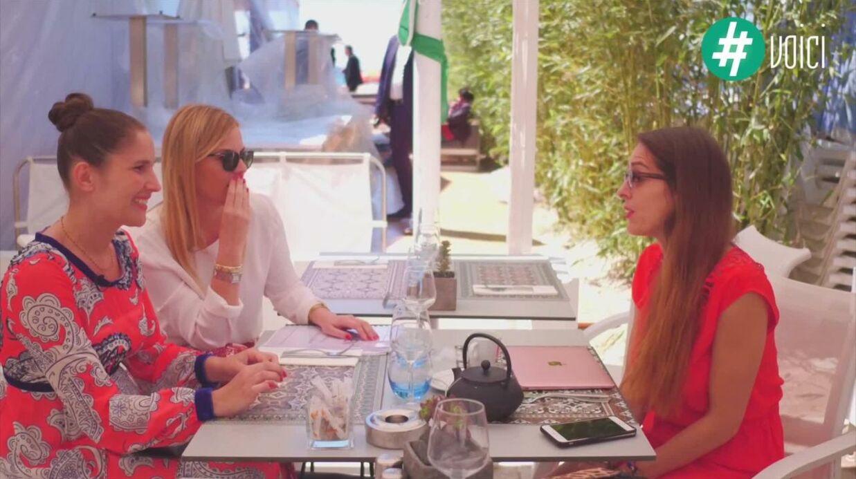 Websérie – Elles osent tout à Cannes, épisode 2: meeting avec Audrey Dana