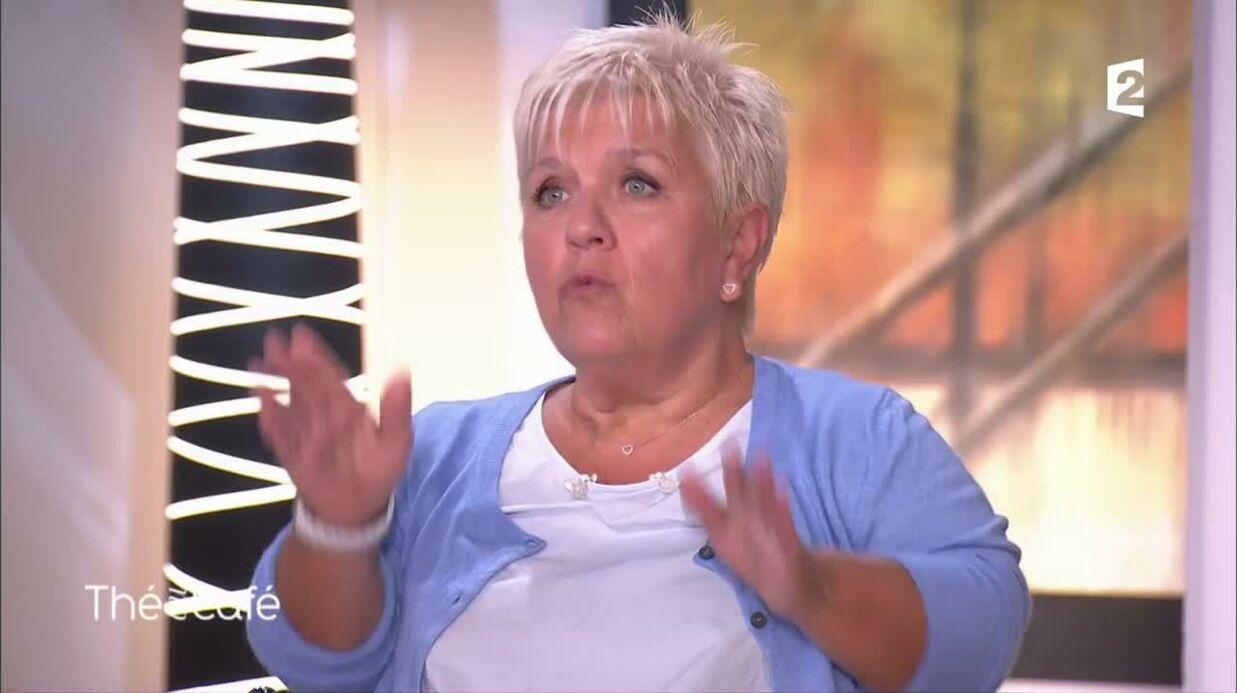VIDEO Émue, Mimie Mathy évoque son opération du dos et sa rééducation