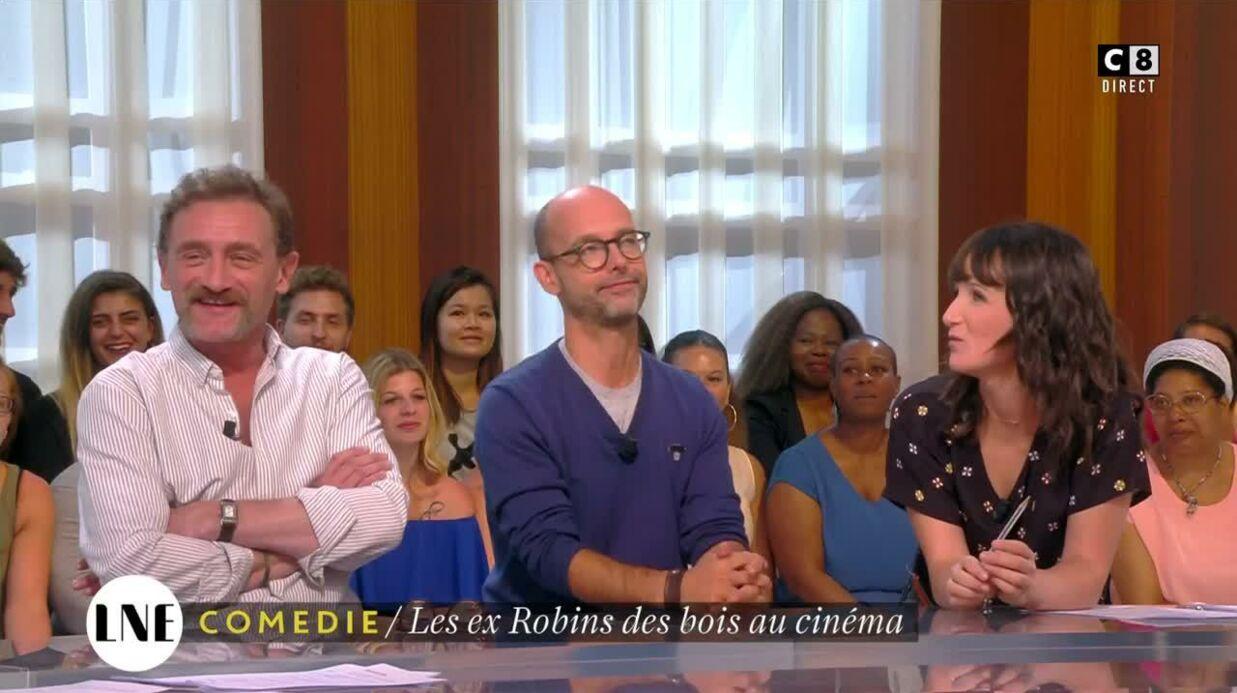 VIDEO Jean-Paul Rouve et Maurice Barthélemy avouent avoir «plusieurs» ex en commun