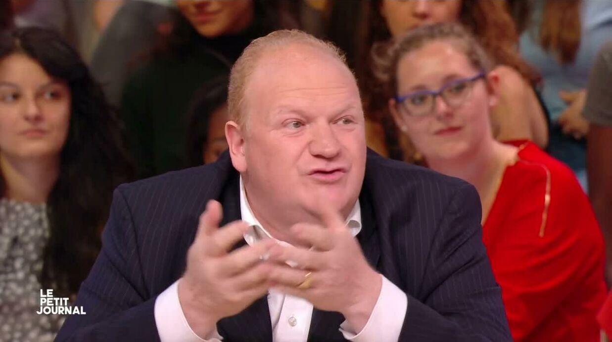 Franck de Lapersonne répond aux critiques que Cécile de Ménibus lui avait adressées
