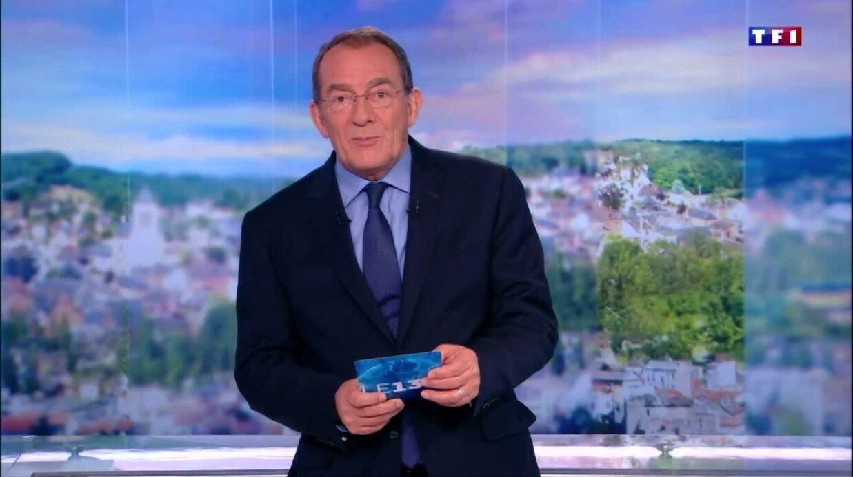 VIDEO Quand Jean-Pierre Pernaut imite la photo officielle d'Emmanuel Macron