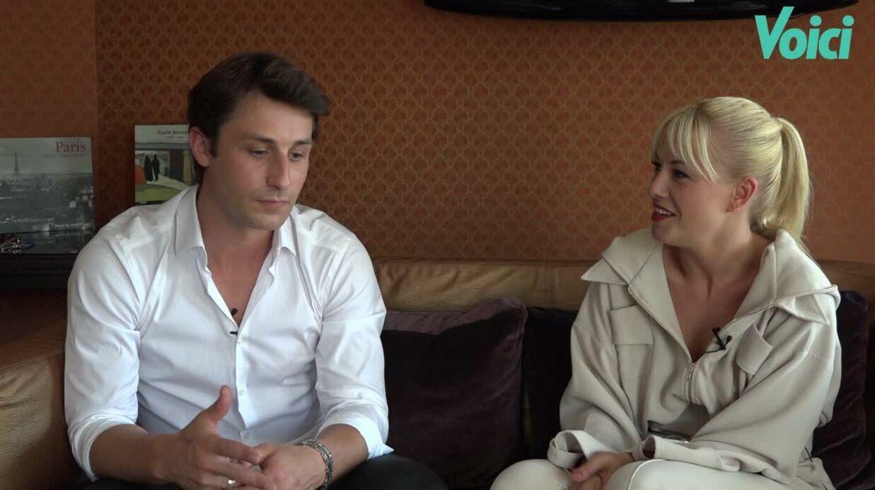 Interview – Holiday on Ice: Brian Joubert impatient de voir «la première chute» de Katrina Patchett
