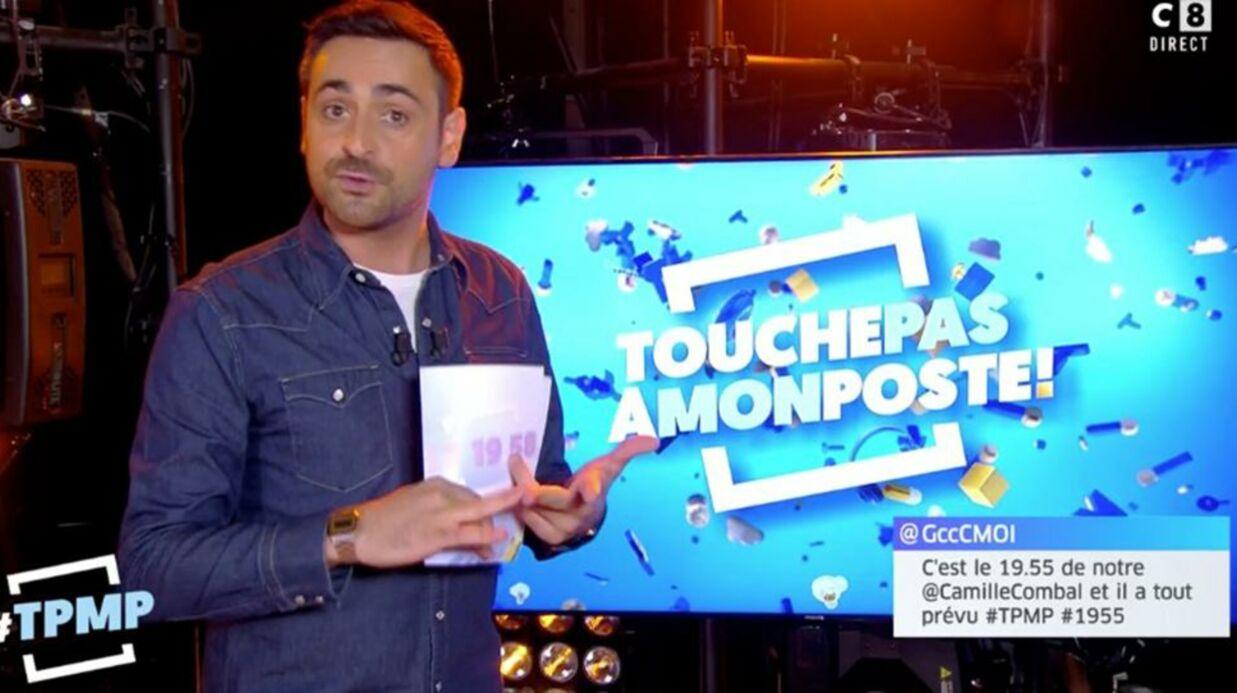 VIDEO Accusé de plagiat, Camille Combal pousse un coup de gueule