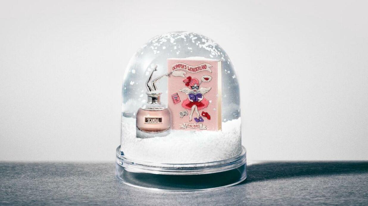 Nos beauty crushs: l'Eau de Parfum Scandal Jean-Paul Gaultier et la palette Olympia's Wonderland Lancôme
