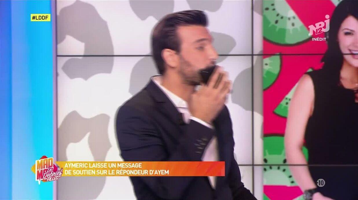 VIDEO Sous le choc, Ayem réagit pour la première fois à son cambriolage