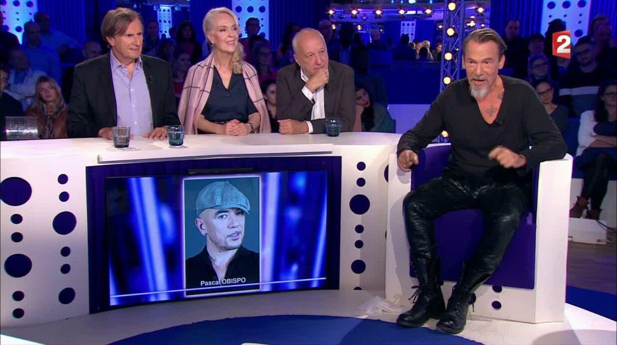 VIDEO Florent Pagny réagit à l'arrivée de «son pote» Pascal Obispo dans The Voice