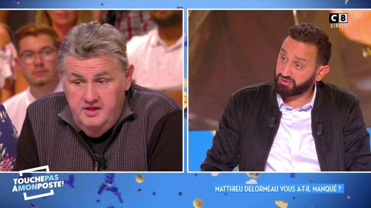 VIDEO Très remonté, Pierre Ménès explique pourquoi il ne supporte pas Matthieu Delormeau