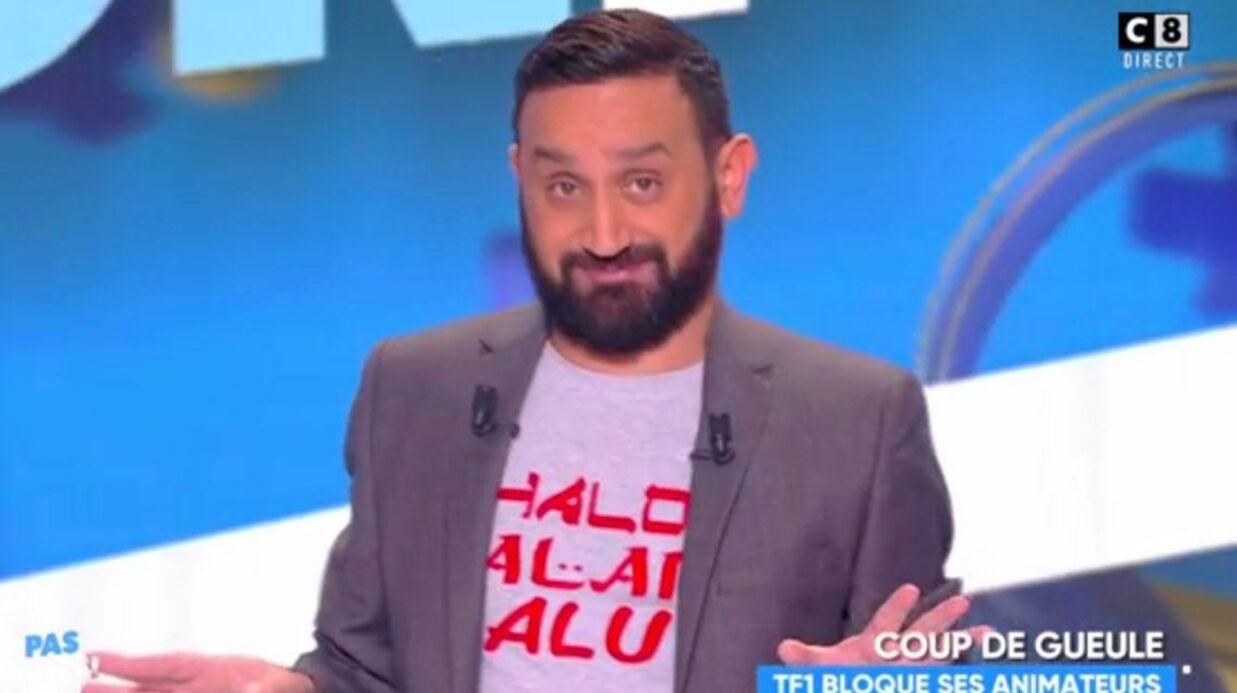 VIDEO Cyril Hanouna accuse TF1 de blacklister TPMP après son clash avec Yann Barthès