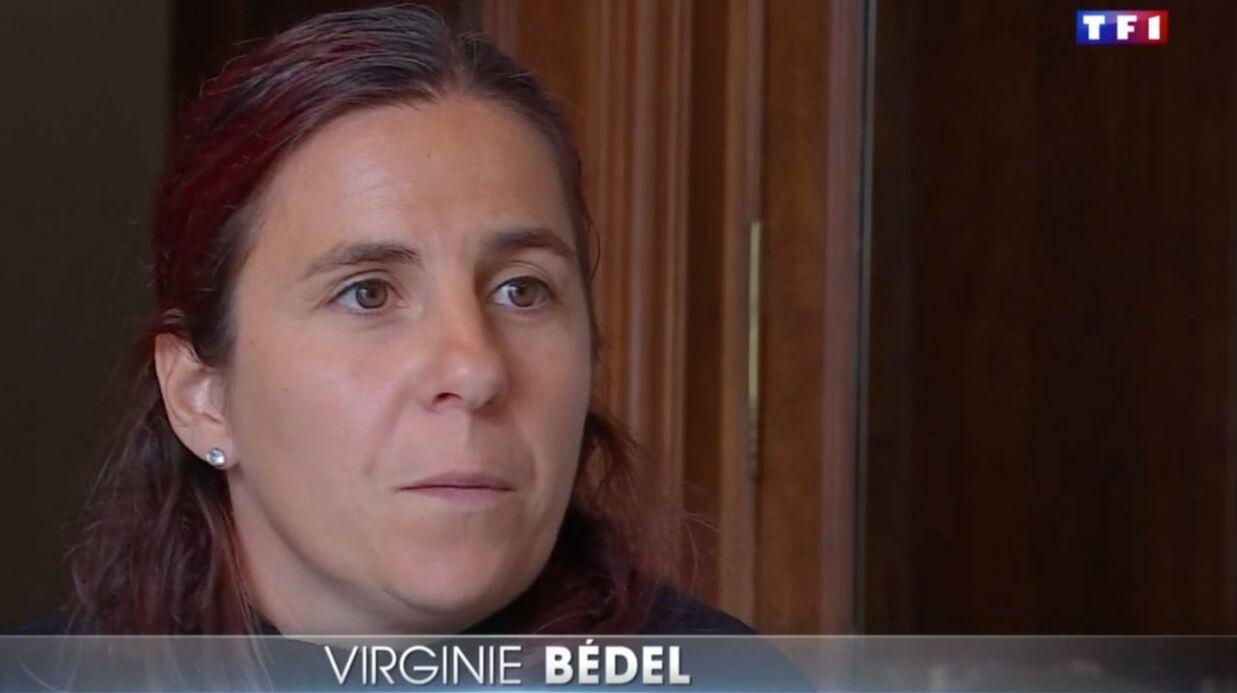 VIDEO Virginie (L'amour est dans le pré 9) réapparaît au JT de TF1