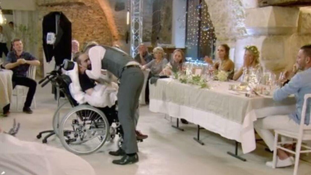VIDEO Mariés au premier regard: Florian évoque la mort de son ami John, présent à son mariage