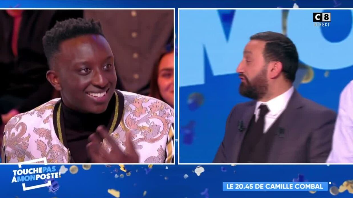 VIDEO Ahmed Sylla : à 27 ans, l'hu­mo­riste est papa