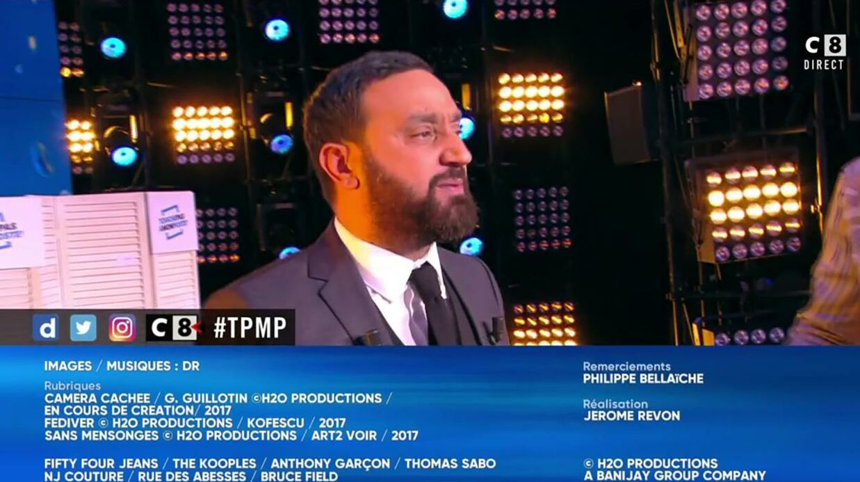 VIDEO Cyril Hanouna affecté par un «problème perso»: ce qu'il s'est passé à la fin de TPMP