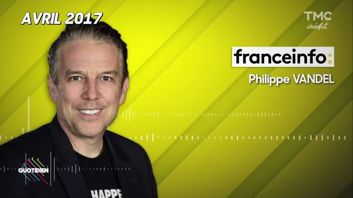 VIDEO Philippe Vandel: accusé de plagiat depuis plusieurs années, il «assume complètement»