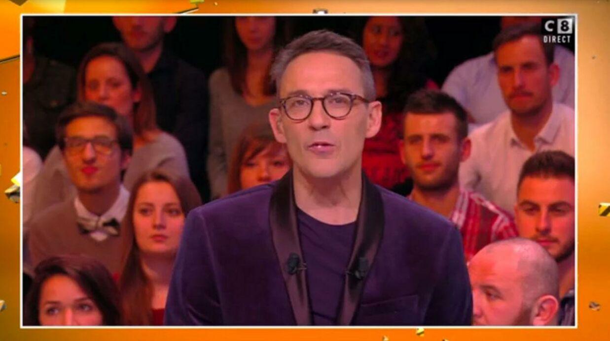 Julien Courbet crache en direct: «Je ne sais pas ce qui m'arrive»