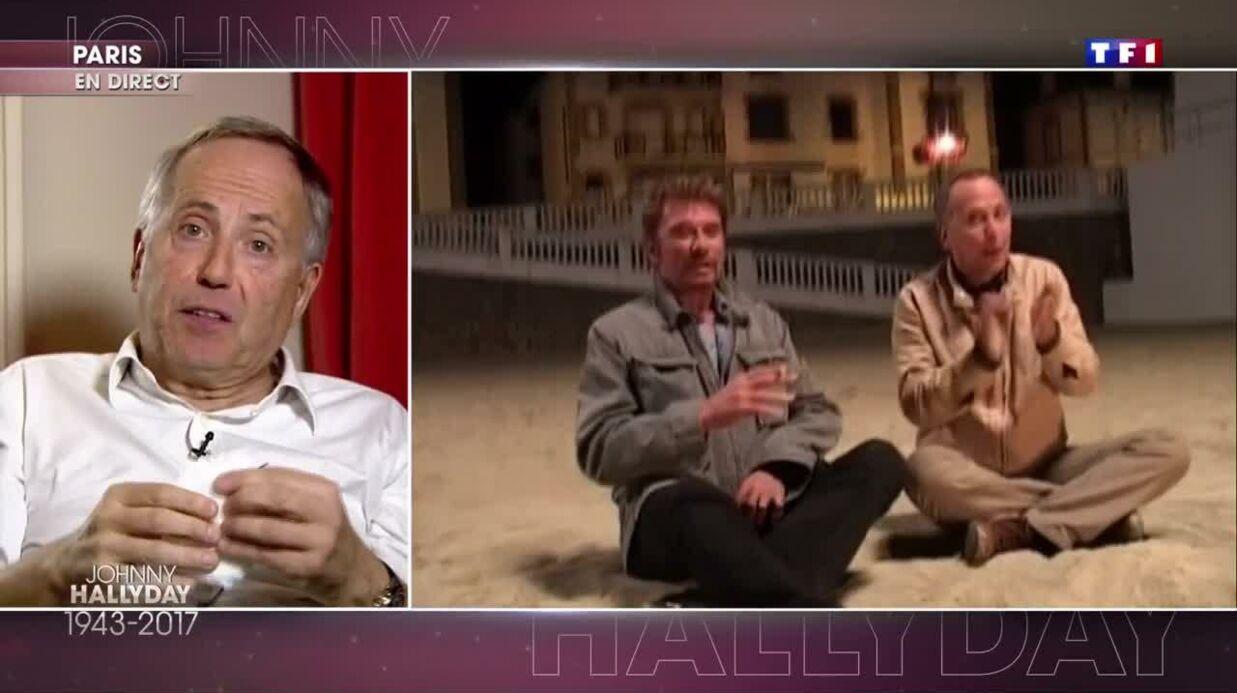 Mort de Johnny Hallyday: Fabrice Luchini rend hommage à sa façon à la «simplicité» de l'idole