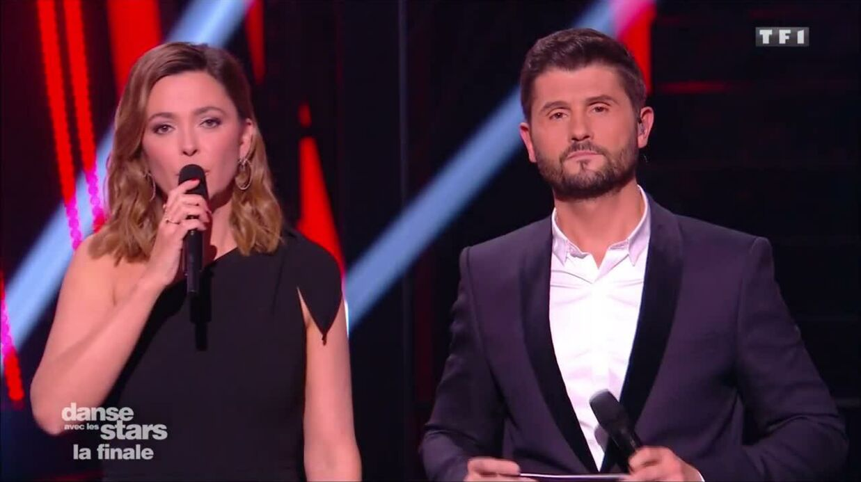 VIDEO Danse avec les stars: Christophe Beaugrand gaffe pendant la finale