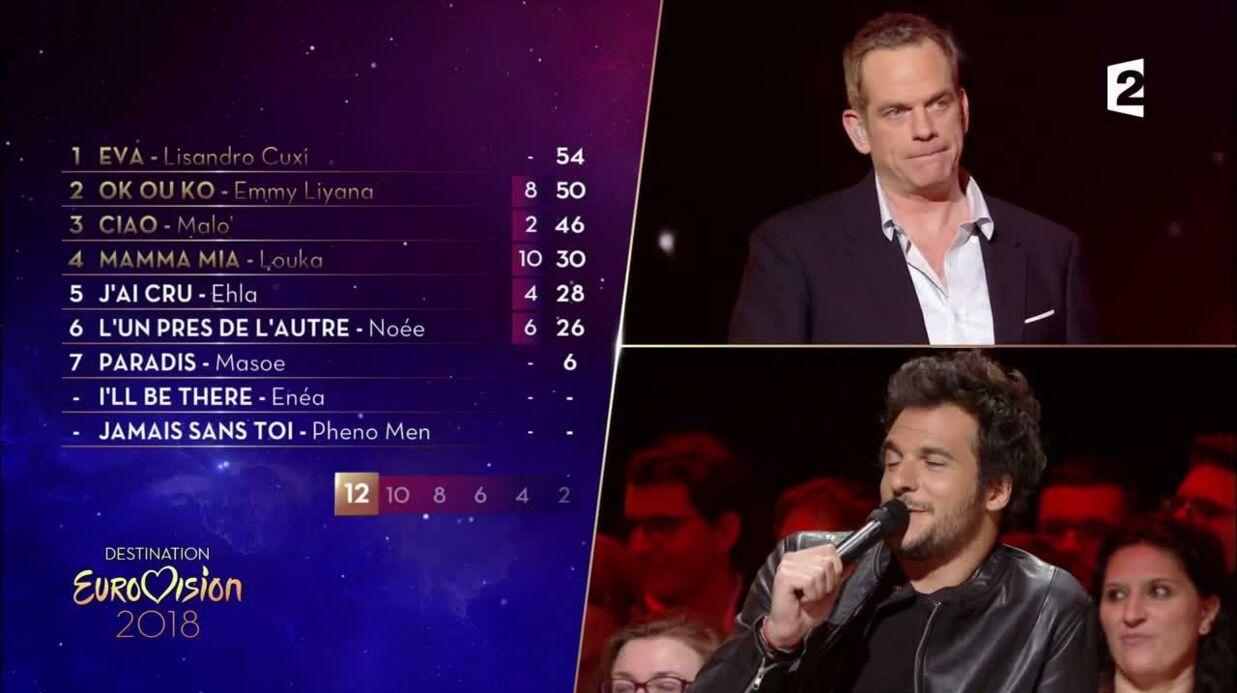VIDEO Destination Eurovision: les 4 premiers finalistes sont…