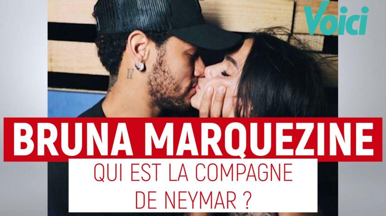 Qui est Bruna Marquezine, la compagne du footballeur Neymar?