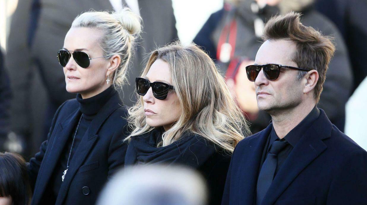 Laeticia Hallyday n'a pas appelé David et Laura pour leur annoncer la mort de Johnny