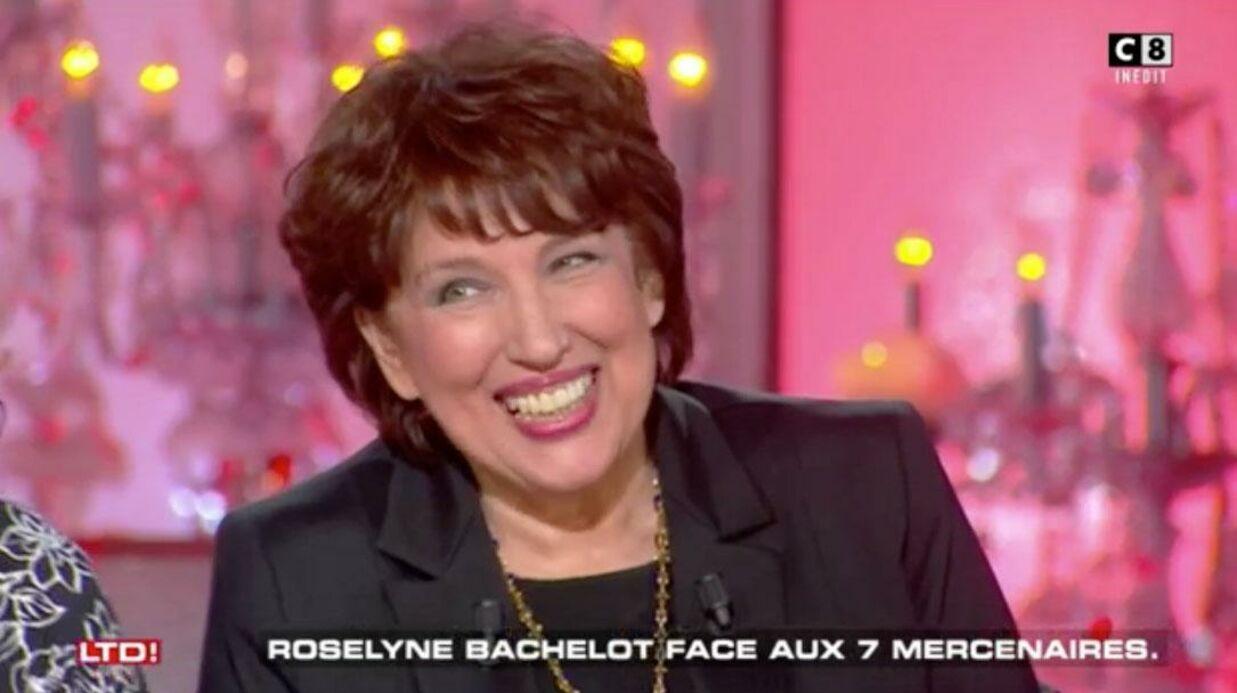 VIDEO Roselyne Bachelot: son clin d'œil TRÈS coquin à Emmanuel Macron