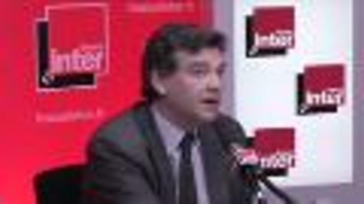 Arnaud Montebourg boycotte France TV pour Audrey Pulvar