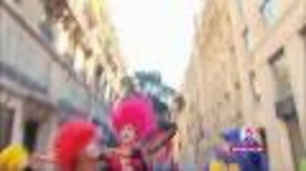 VIDEO M6 organise un lip dub et un flash mob pour Incroyable talent
