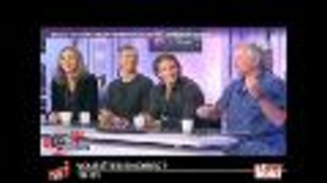 Zap Voici du 11 octobre 2012: le meilleur et le pire de la télé