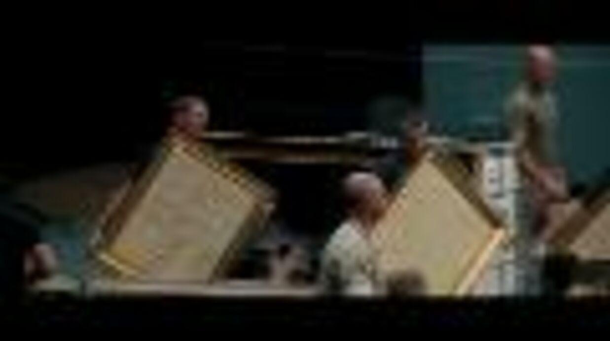VIDEO Brad Pitt en guerre contre les zombies dans World War Z