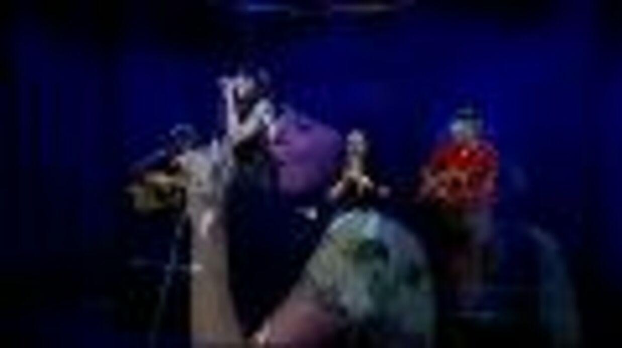 VIDEO Nolwenn Leroy en live à la télévision américaine