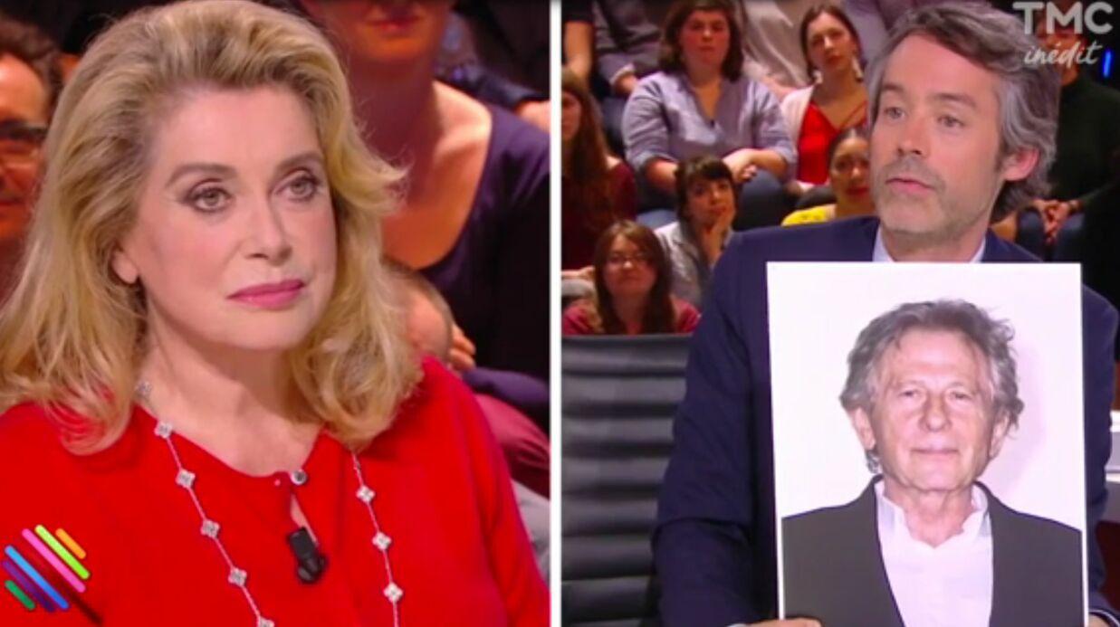 Affaire Polanski: le CSA juge les propos de Catherine Deneuve «déplacés»