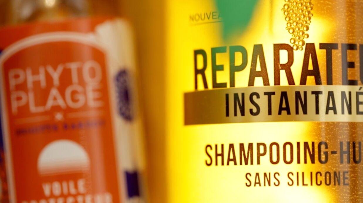 Nos beauty crushs: le voile protecteur Phyto et le shampooing-huile Franck Provost