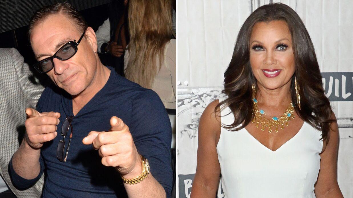 Jean-Claude Van Damme: sa technique de drague plutôt bizarre pour séduire Vanessa Williams