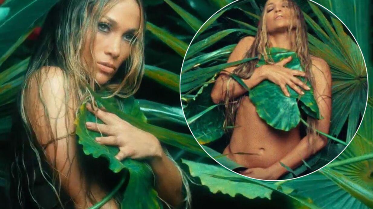 VIDEO Jennifer Lopez toute nue dans son dernier clip torride