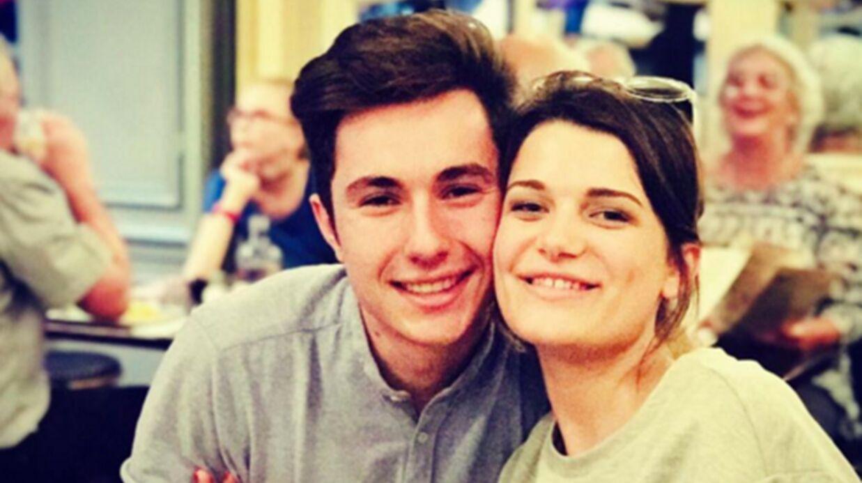 PHOTOS Pascal Soetens: son fils Enzo présente celle dont il est amoureux