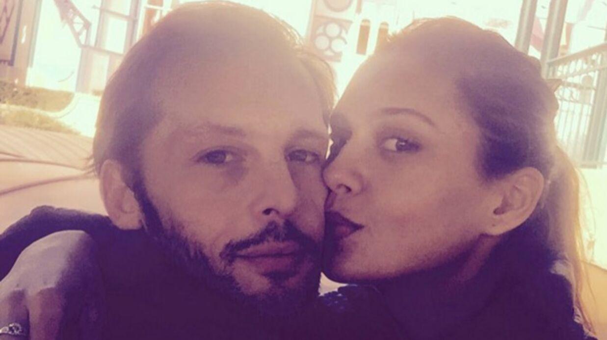 PHOTO Nicolas Duvauchelle bientôt papa: il pose avec sa ravissante compagne enceinte