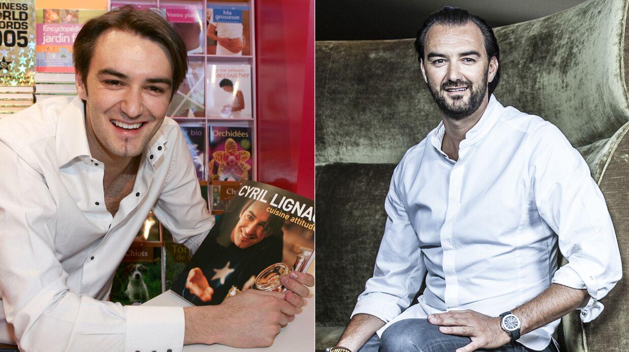 PHOTOS Cyril Lignac: l'évolution de son look depuis ses débuts à la télé jusqu'à aujourd'hui