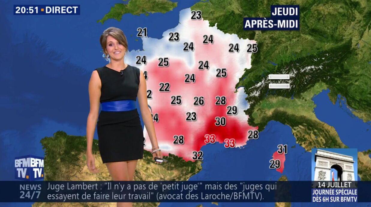 VIDEO Les adieux très émouvants de Fanny Agostini pour sa toute dernière météo