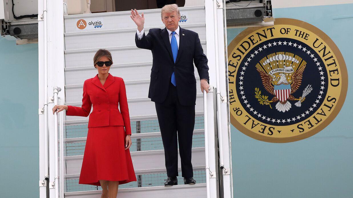 Melania Trump à Paris: elle voulait visiter Montmartre et plusieurs musées, c'est non