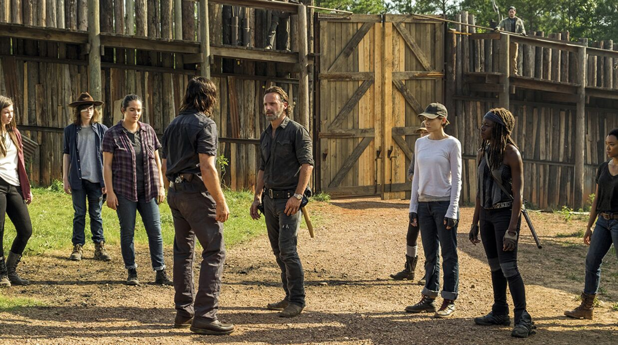 The Walking Dead: un cascadeur se tue sur le tournage