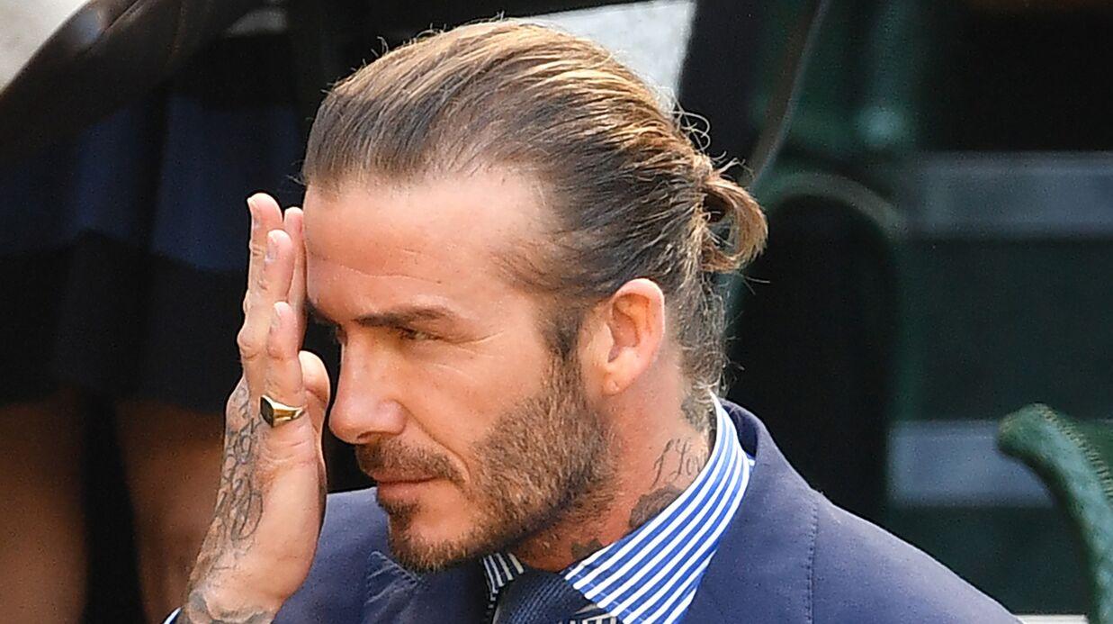 David Beckham: Stella McCartney furieuse contre lui après la publication d'une photo