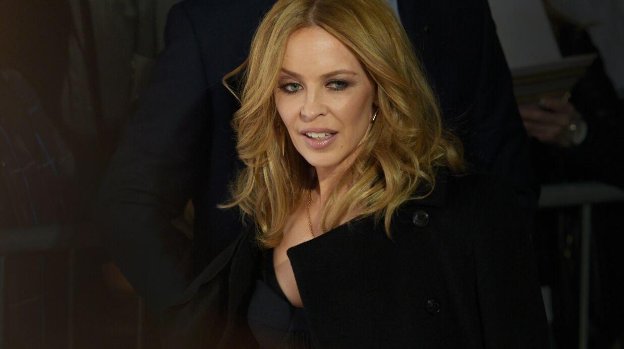 Kylie Minogue de nouveau très proche de son ex Olivier Martinez