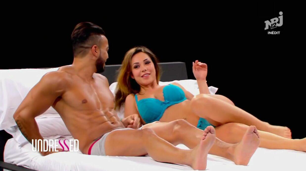 Undressed: Salomé regrette de s'être retrouvée seins nus dans l'émission